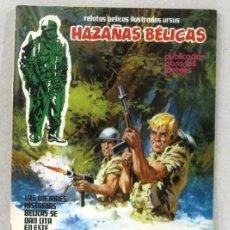 Fumetti: HAZAÑAS BELICAS - - Nº 1 - EDICIONES URSU - COMIC. Lote 220653671