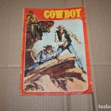 Comics: COWBOY Nº 28, EDIOTRIAL URSUS. Lote 221121018