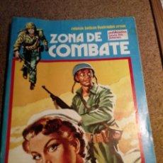 Cómics: COMIC DE ZONA DE COMBATE EN CRONICA DE GUERRA Nº 74. Lote 221278633
