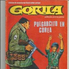 Cómics: GORILA EDICIONES URSUS Nº 5. Lote 221752500