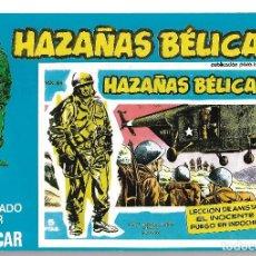 Cómics: HAZAÑAS BELICAS URSU SA - NUMERO 164. Lote 222037686