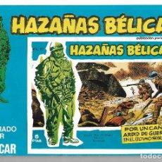 Cómics: HAZAÑAS BELICAS URSU SA - NUMERO 167. Lote 222037747