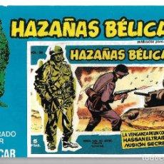 Cómics: HAZAÑAS BELICAS URSU SA - NUMERO 168. Lote 222037821