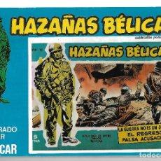 Cómics: HAZAÑAS BELICAS URSU SA - NUMERO 170. Lote 222037952