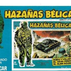 Cómics: HAZAÑAS BELICAS URSU SA - NUMERO 171. Lote 222038005