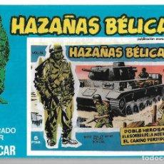 Cómics: HAZAÑAS BELICAS URSU SA - NUMERO 172. Lote 222038080