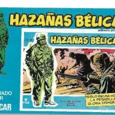 Cómics: HAZAÑAS BELICAS URSU SA - NUMERO 176. Lote 222038132