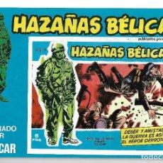Cómics: HAZAÑAS BELICAS URSU SA - NUMERO 179. Lote 222038316