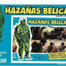 Cómics: HAZAÑAS BELICAS URSU SA - NUMERO 180. Lote 222038367