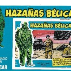 Cómics: HAZAÑAS BELICAS URSU SA - NUMERO 181. Lote 222038411