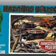 Cómics: HAZAÑAS BELICAS URSU SA - TOMO NUMERO 14. Lote 222038903