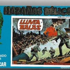 Cómics: HAZAÑAS BELICAS URSU SA - TOMO NUMERO 15. Lote 222039035