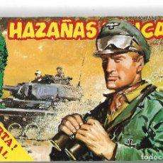 Cómics: HAZAÑAS BELICAS URSU SA - TOMO NUMERO UNO. Lote 222039410