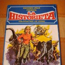 Cómics: EL BOTÍN PERDIDO, LA HISTORIETA. URSUS EDICIONES, TORAY.. Lote 222069167