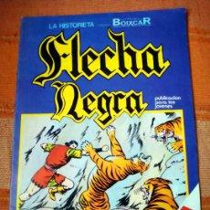 Cómics: LA FLECHA NEGRA. LA HISTORIETA ESPECIAL BOIXCAR, EXTRA.. Lote 222069775