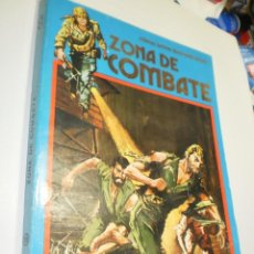 Cómics: ZONA DE COMBATE EXTRA Nº 18 CONTIENE 117, 118, 119 Y 120 RETAPADOS (ESTADO NORMAL). Lote 222891318