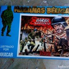 Cómics: HAZAÑAS BÉLICAS EXTRA Nº 4 (CONTIENE Nº 13-14-15-16) URSUS. Lote 223966455