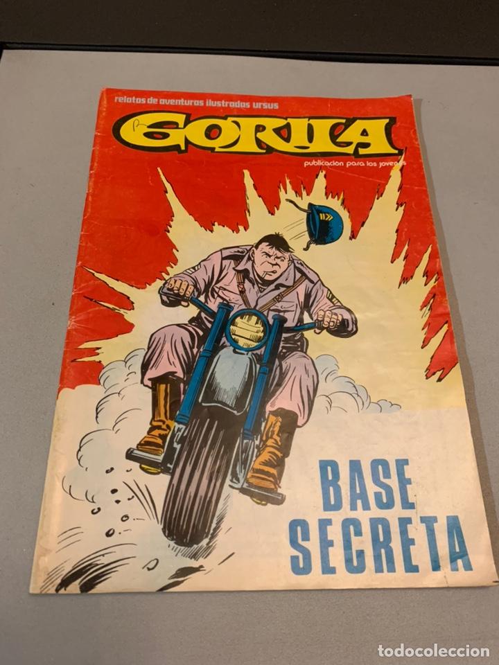 GORILA. 7. URSUS (Tebeos y Comics - Ursus)