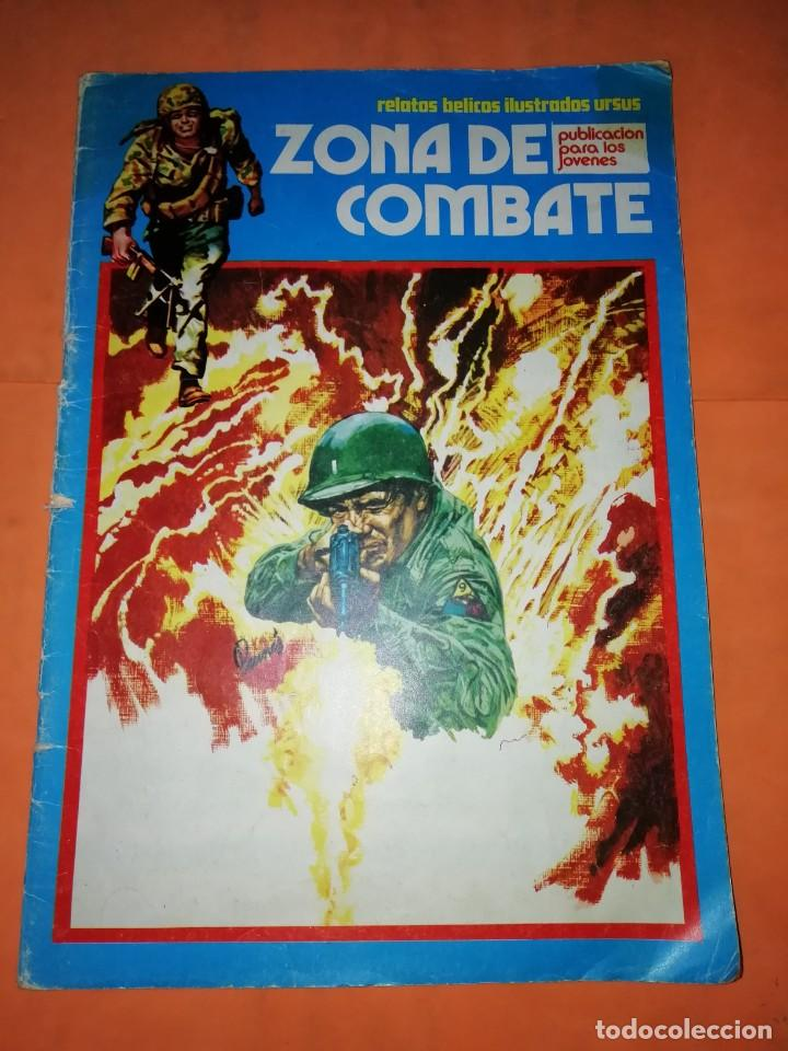ZONA DE COMBATE Nº 3. URSUS 1973. (Tebeos y Comics - Ursus)