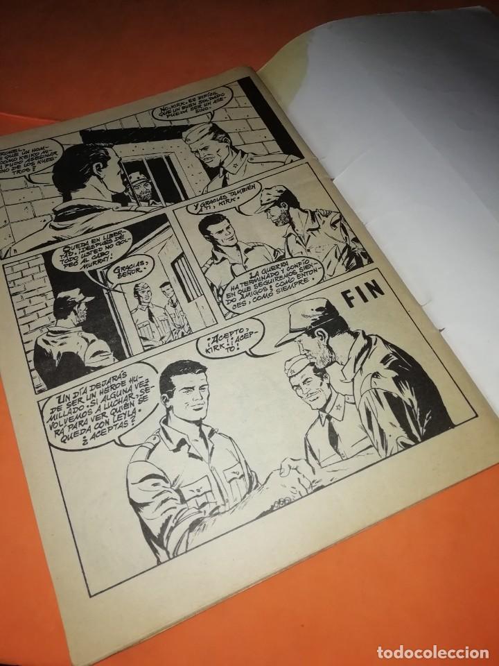 Cómics: ZONA DE COMBATE Nº 3. URSUS 1973. - Foto 7 - 229486700