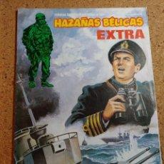 Cómics: COMIC DE HAZAÑAS BELICAS EXTRA Nº 38. Lote 229810470