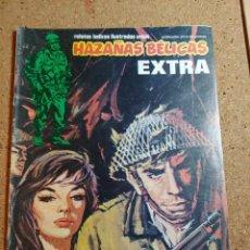 Cómics: COMIC DE HAZAÑAS BELICAS EXTRA Nº 37. Lote 229810565