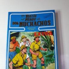 Cómics: LA VUELTA AL MUNDO DE DOS MUCHACHOS, COLECCIÓN COMPLETA, 1983.. Lote 229961090