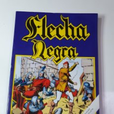 Cómics: FLECHA NEGRA, COLECCIÓN COMPLETA, DEL N° 1 AL 12.. Lote 229961455