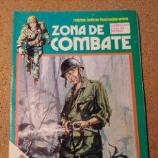 Cómics: COMIC DE ZONA DE COMBATE EXTRA EN LAS OLAS SE TIÑEN DE ROJO Nº 8. Lote 230653765
