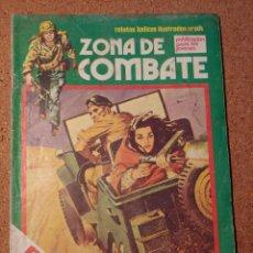 Cómics: COMIC DE ZONA DE COMBATE EN CUANDO LOS HOMBRES LLORAN Nº 39. Lote 230654015