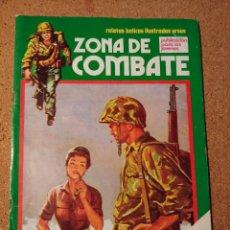 Cómics: COMIC DE ZONA DE COMBATE EN HAY UNA TUMBA EN LA PLAYA Nº 4. Lote 230655725