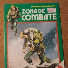 Cómics: COMIC DE ZONA DE COMBATE EN UN PASO AL FRENTE Nº 35. Lote 230656205