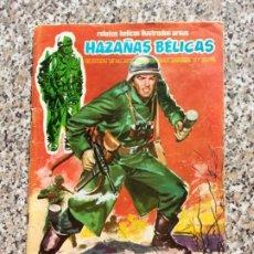 Cómics: HAZAÑAS BELICAS 7. Lote 231141035