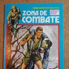 Comics : COMIC DE RELATOS BELICOS URSUS ZONA DE COMBATE Nº 81. Lote 232162635