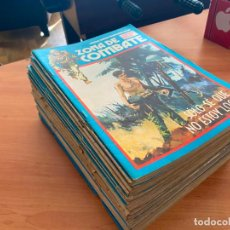 Fumetti: ZONA DE COMBATE LOTE 35 EJEMPLARES (URSUS) (HAB). Lote 234712665