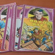 Cómics: RAYO KIT EDICIONES URSUS LOTE A FALTA DE UNO.. Lote 235465180