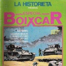 Cómics: LA HISTORIETA PRESENTA ESPECIAL BOIXCAR Nº 7 EDICIONES URSUS. Lote 235651820