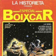 Cómics: LA HISTORIETA PRESENTA ESPECIAL BOIXCAR Nº 3 EDICIONES URSUS. Lote 235651890