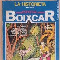 Cómics: LA HISTORIETA Nº 9. ESPECIAL BOIXCAR. URSUS 1980. Lote 235686685