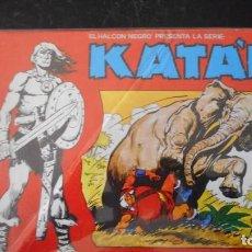 Cómics: KATAN Nº 3 DE URSUS. Lote 235695625