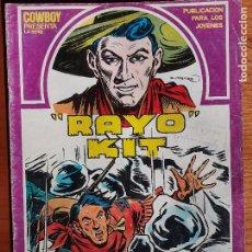 Cómics: RAYO KIT Nº 10. EDICIONES URSUS 1982. Lote 235899945