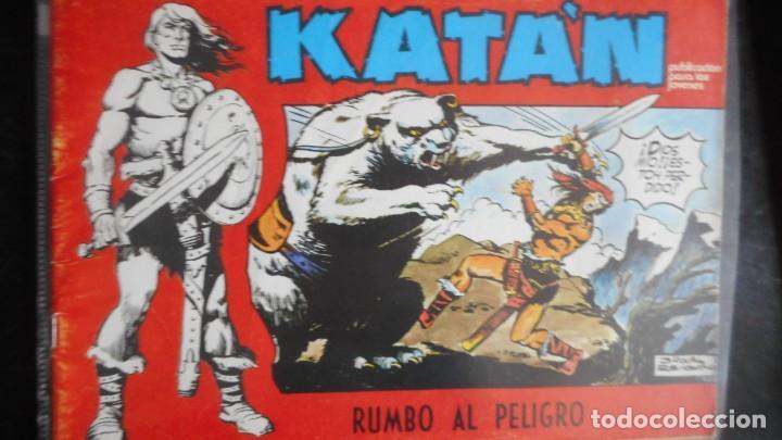 KATAN Nº 2 (URSUS) (Tebeos y Comics - Ursus)