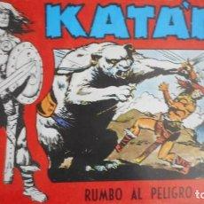 Cómics: KATAN Nº 2 (URSUS). Lote 240113865