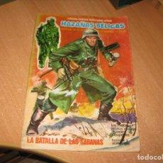Cómics: COMIC LA BATALLA DE LAS SABANAS. Lote 241085450