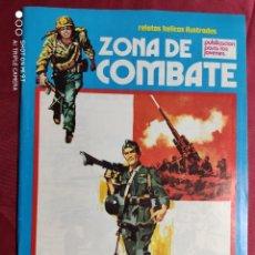 Comics: ZONA DE COMBATE . Nº 169. RELATOS BELICOS ILUSTRADOS. URSUS. ULTIMO NUMERO. Lote 242223360
