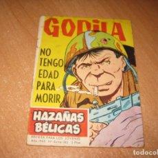 Cómics: COMIC NO TENGO EDAD PARA MORIR. Lote 242288935