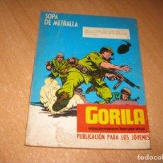 Cómics: COMIC SOPA DE METRALLA. Lote 242290375