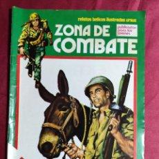 Comics: ZONA DE COMBATE EXTRA. Nº 7. RELATOS BELICOS ILUSTRADOS. URSUS. Lote 242923480