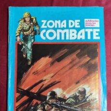 Fumetti: ZONA DE COMBATE. Nº 155. RELATOS BELICOS ILUSTRADOS. URSUS. Lote 243021830