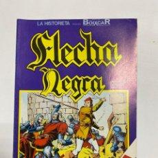 Cómics: FLECHA NEGRA. EXTRA. Nº 2 - A SANGRE Y FUEGO. URSUS EDICIONES. Lote 245579485